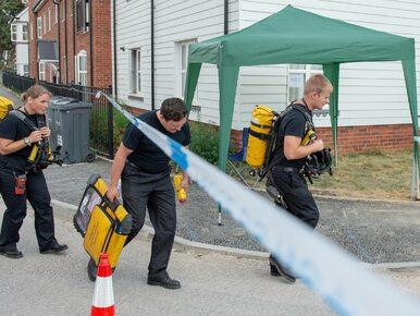 Nowe ustalenia policji ws. nowiczoku w Wiltshire. Znaleziono butelkę po...