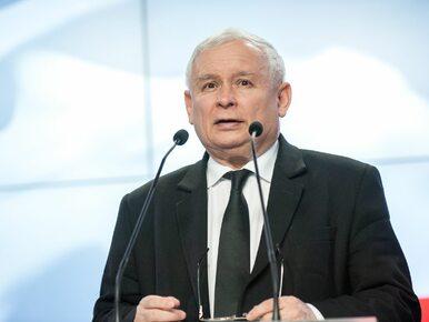 Jarosław Kaczyński otrzymał kule. Co ze zdrowiem prezesa PiS?