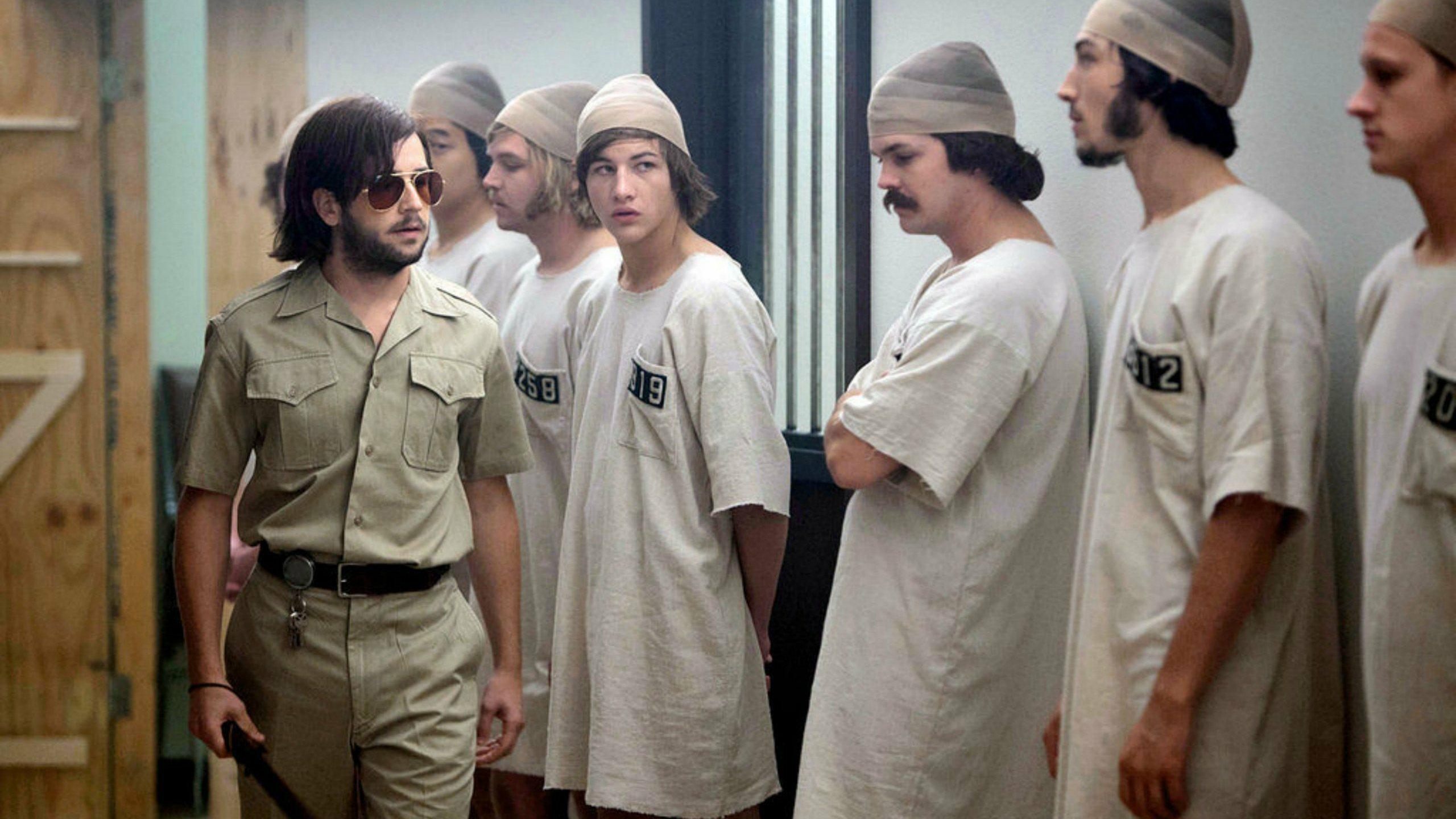 Więzienny eksperyment / The Stanford Prison Experiment (2015)