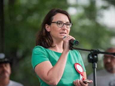 Młoda twarz opozycji