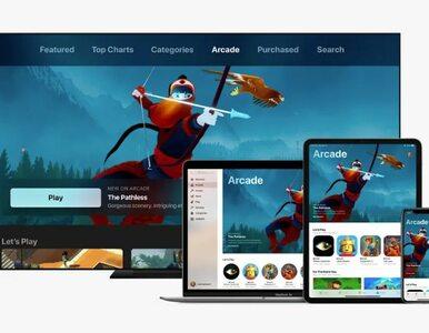 """""""Przełomowa"""" usługa Apple Arcade będzie tańsza, niż się spodziewano...."""