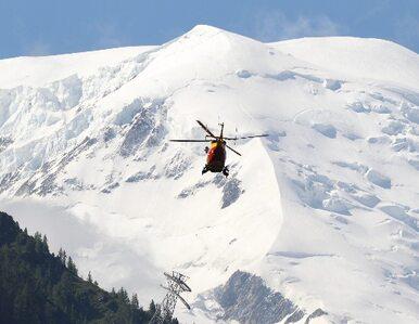 Dramat w Alpach. Młoda Polka zamarzła, 4 Polaków w szpitalu