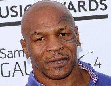 Tyson: jestem na skraju śmierci. Przez narkotyki i alkohol