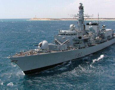 Żaden okręt nie pilnuje wybrzeża Wielkiej Brytanii