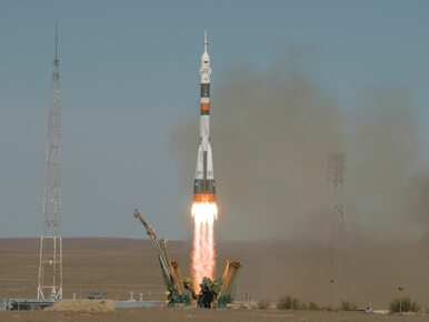 Rosja wstrzymuje starty rakiet kosmicznych z załogą