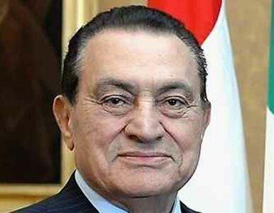 Żona Mubaraka w areszcie. Prewencyjnie