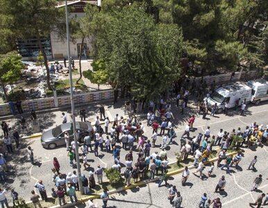 Zamachowiec z Suruc był obywatelem Turcji