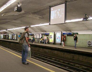 Metro niebezpieczne dla chrześcijanek