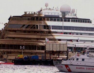 Costa Concordia zostanie przy brzegu wyspy Giglio do wiosny