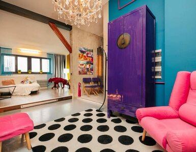 Mieszkanie Dody wystawione na sprzedaż. Artystka pokazała wnętrza