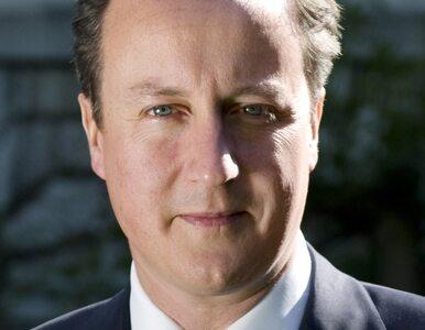 Cameron odpowiedział polskim politykom. Otwarcie granic wciąż nazywa błędem
