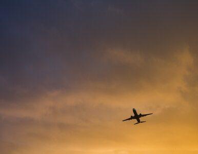 """Próba porwania samolotu? """"Pasażer zgłosił, że zauważył coś podobnego do..."""