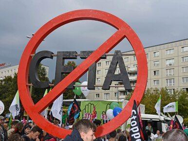Wiceminister rozwoju: Rząd nie widzi przesłanek, by zakwestionować CETA