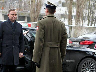 Prezydent Andrzej Duda podjął decyzję ws. nominacji generalskich