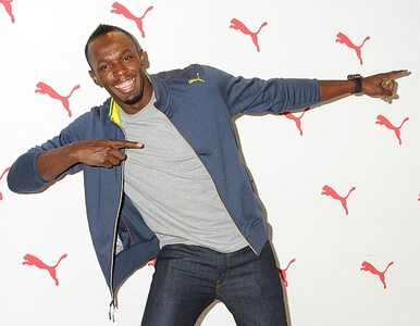 Usain Bolt wystartuje w Warszawie