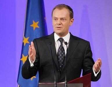 Tusk: chciałbym być i w Brukseli i na głosowaniu ws. OFE