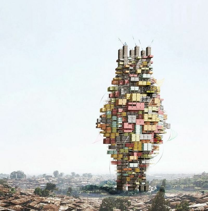 Adaptive Capacity: A Socio-ecological Vertical Community - Adriann Jeevananthan. Wielka Brytania