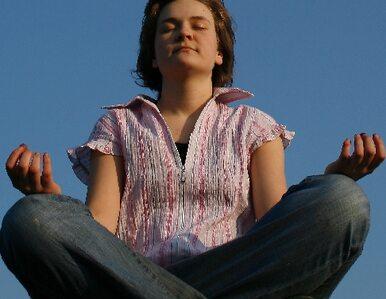 Dynamiczna joga - sposób na nadwagę