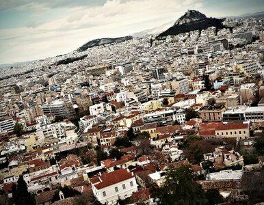 Zbyt wielu Greków żyje za państwowe