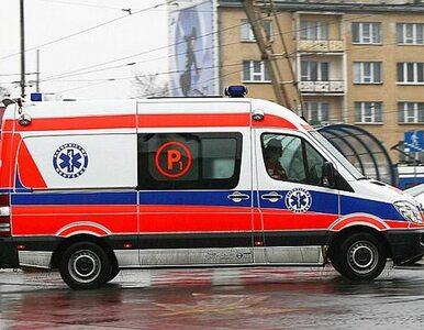 Katowice: Monter spadł z 4 piętra. Nie żyje