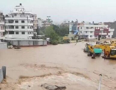 Powodzie i lawiny błotne w Nepalu. Nie żyje co najmniej 45 osób