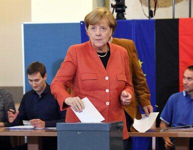 W Niemczech zamknięto lokale wyborcze. Według exit polls, AfD wchodzi do...