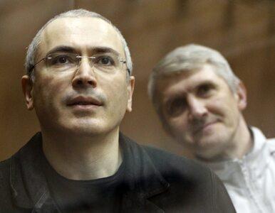 Obrońcy Chodorkowskiego odwołali się od wyroku