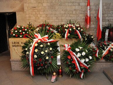 Sarkofag Lecha i Marii Kaczyńskich został uszkodzony podczas otwierania