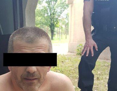 Jeden z najgroźniejszych polskich przestępców zatrzymany. Michał K....