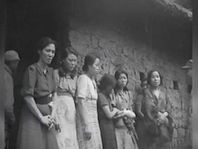 Setki tysięcy kobiet zmuszono do prostytucji. Odnaleziono film, który...