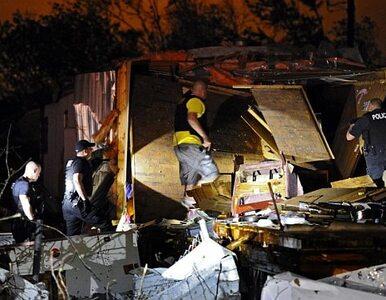 USA: już 5 osób nie żyje przez szalejące tornada. Meteorolodzy...