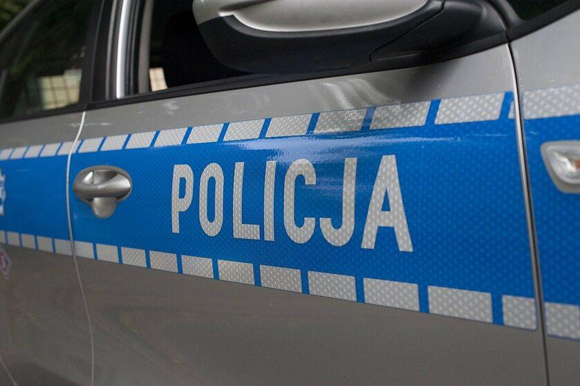 Radiowóz policyjny, zdj. ilustracyjne