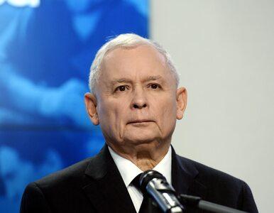 Na Nowogrodzkiej trwa spotkanie kierownictwa PiS z prezesem Kaczyńskim