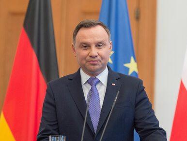 """Prezydent Duda w wywiadzie dla """"Bild"""": Nie ma w nas żadnej nienawiści do..."""