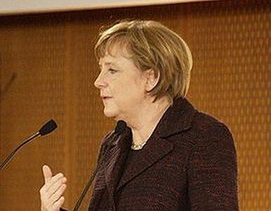 Merkel: Niemcy lokomotywą wzrostu gospodarczego w Europie