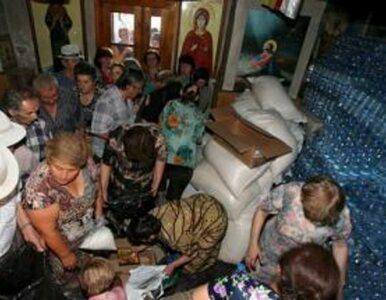 Rosja ignoruje warunki rozejmu, trwa okupacja Gruzji