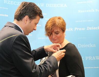 Mama SOS ze Stowarzyszenia SOS Wioski Dziecięce odznaczona Brązowym...