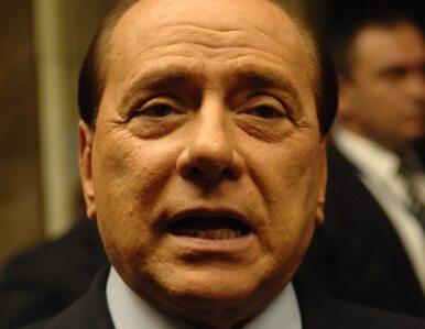 """Włochy: Berlusconi wróci do gry? """"Proszą mnie o to"""""""