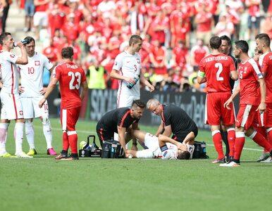Milik i Lewandowski z urazami po meczu ze Szwajcarią