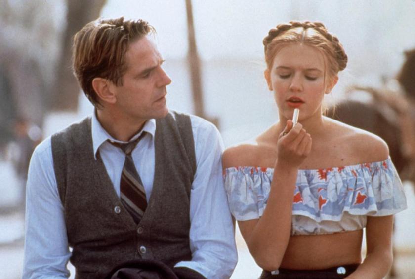"""Dominique Swain w filmie """"Lolita"""" (1997)"""