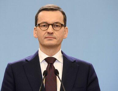 Premier Morawiecki o zabójstwie Adamowicza: Ta sprawa ma dla mnie...