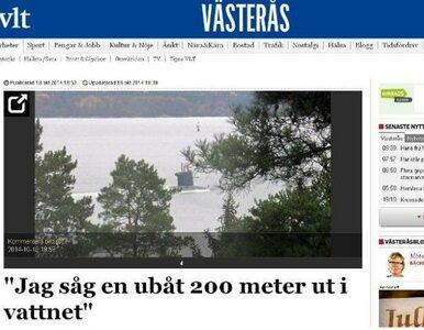 Szwedzi wydadzą 6 miliardów koron, by wykrywać obce łodzie podwodne