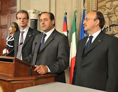Di Pietro: To Berlusconi podżega do przemocy
