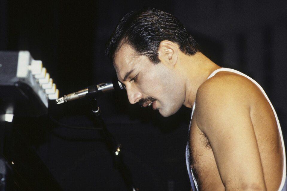 Koncert zespołu Queen, 1984.09.07, Wembley Arena, Londyn