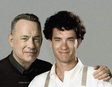 Tom Hanks obejmuje... Toma Hanksa? Nietuzinkowy pomysł na ukazanie, jak...