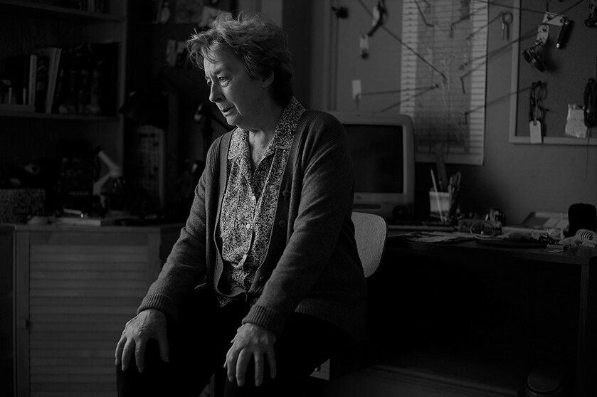 """Zoe Caldwell w filmie """"Strasznie głośno, niesamowicie blisko"""" (2011)"""