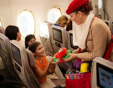 Ponad 2 mln dzieci na pokładach samolotów Emirates