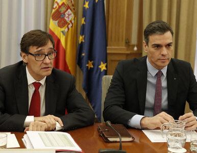 Hiszpański rząd zmienił zdanie w sprawie otwarcia granic