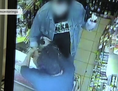 Groził w sklepie nożem i pistoletem. Policja nie widzi przesłanek do...
