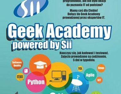 ZaProgramuj swoją karierę w IT z Geek Academy powered by Sii